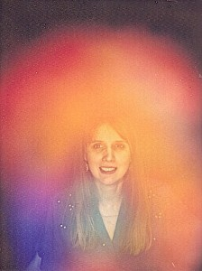 Image of Kirlian Aura Photograph