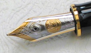 Image of a Nib