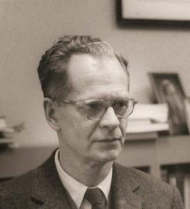 Image of B F Skinner