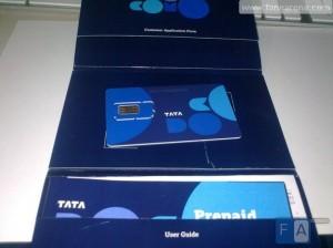 Image of TATA Docomo SIM
