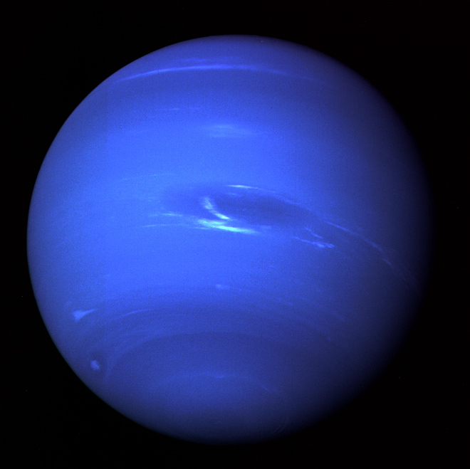 Image of Neptune Planet NASA