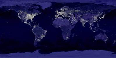 Image of Global Power Consumption