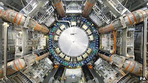 Image of Large Hadron Collider