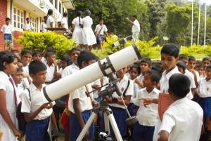 Astronomy in Schools
