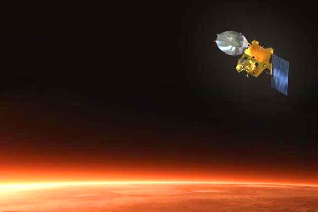 "Mars Orbiter Mission - ""Mangalyaan"""